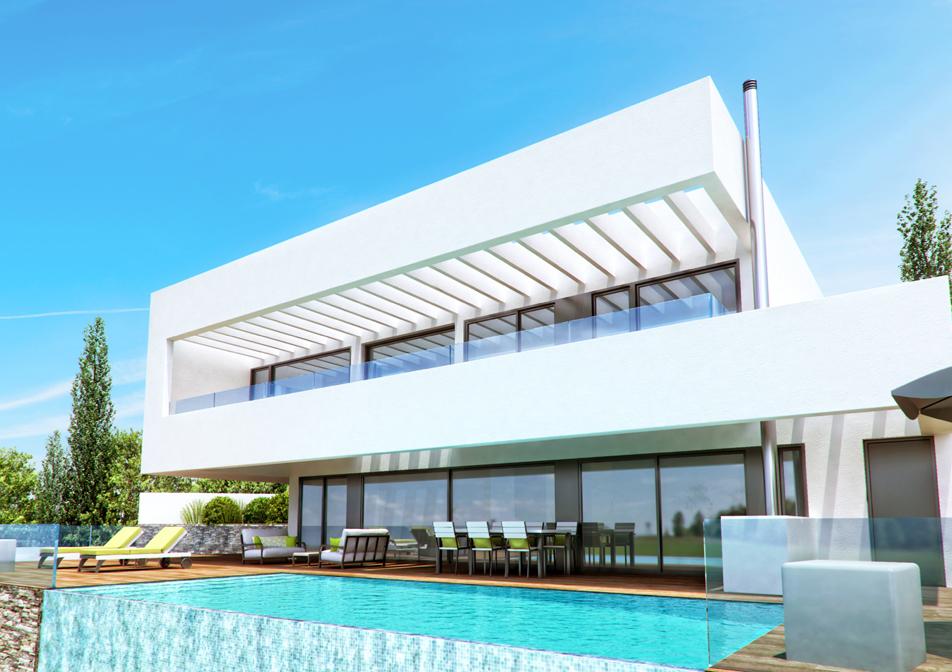 Arquitectura Mediterranea y el estilo arquitectonico mediterreneo caracteristicas y fotos en Marva10