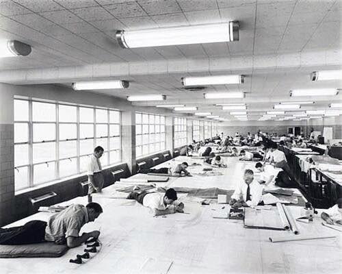 La vida antes de Autocad en Arquitectura como era